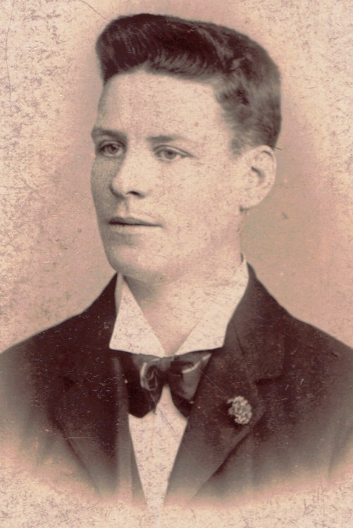Photo of FRANCIS HENRY GRAHAM– Francis Henry Graham 1906