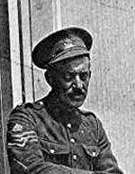 Photo of Ralph Guest– Ralph Guest 1882-1916. Also served Staffordshire Regiment 1901-1902