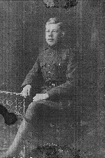 Photo of Gordon Stanley Hall– Killed at the Somme 1916