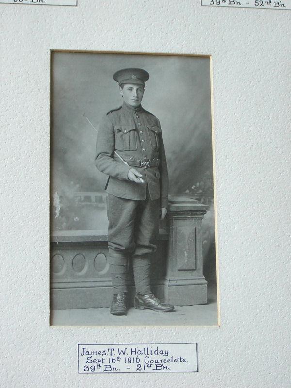 Photo of James Halliday