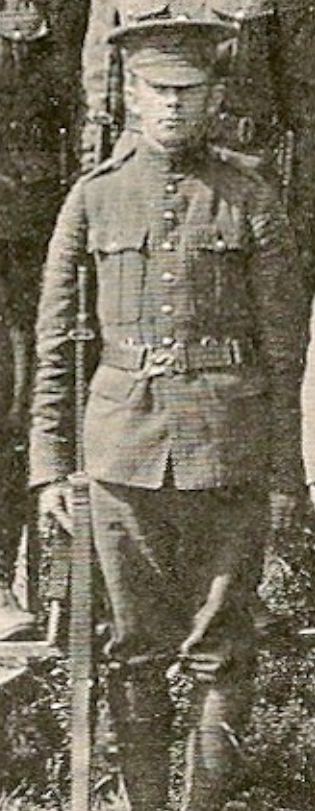 Photo of WILLIAM HERBERT HARTLEY– Submitted for the project, Operation: Picture Me