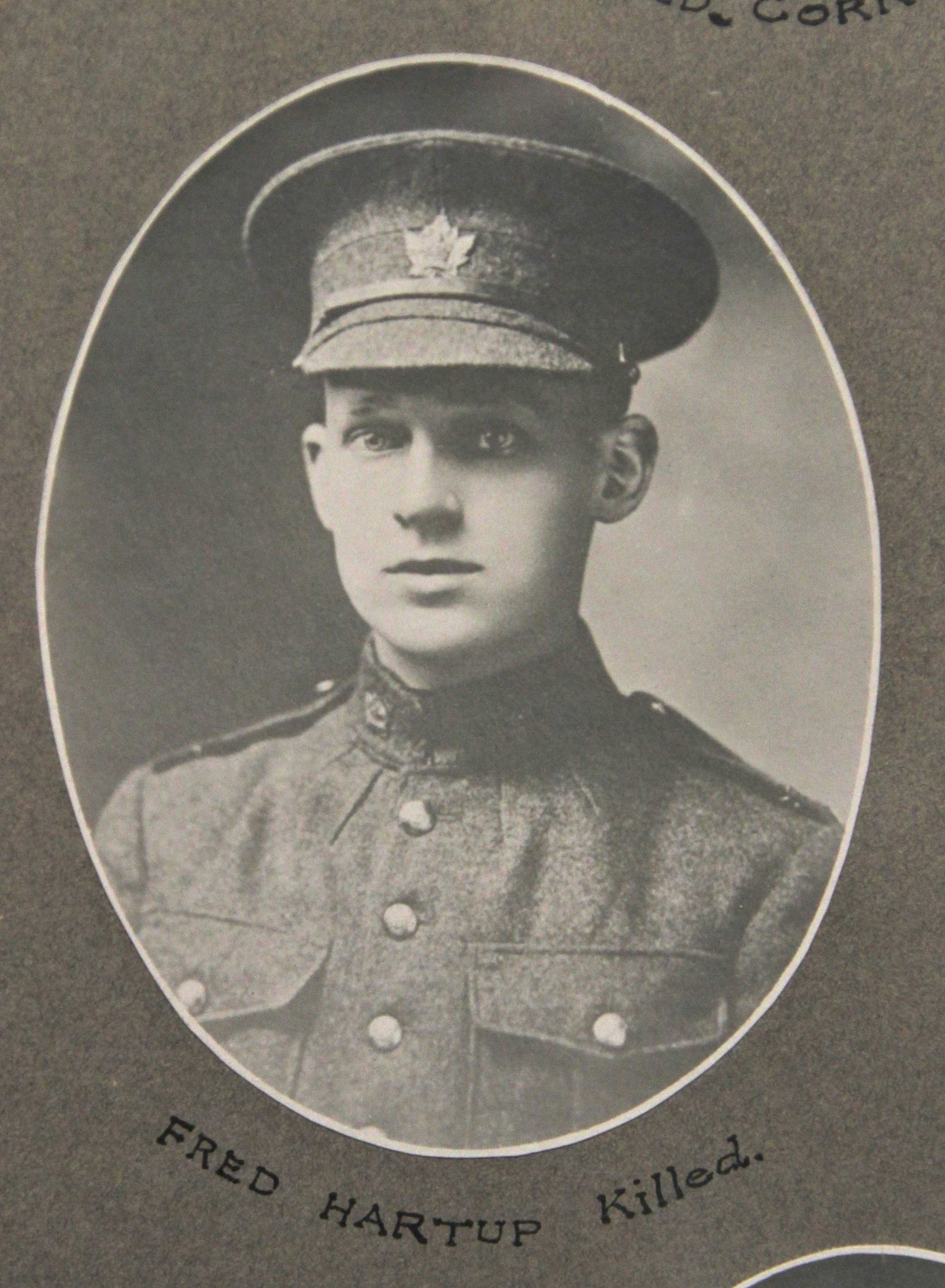 Photo of FREDERICK HARTUP– Submitted for the project, Operation: Picture Me