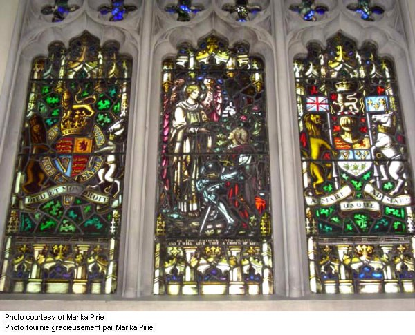 WWI War Memorial Windows