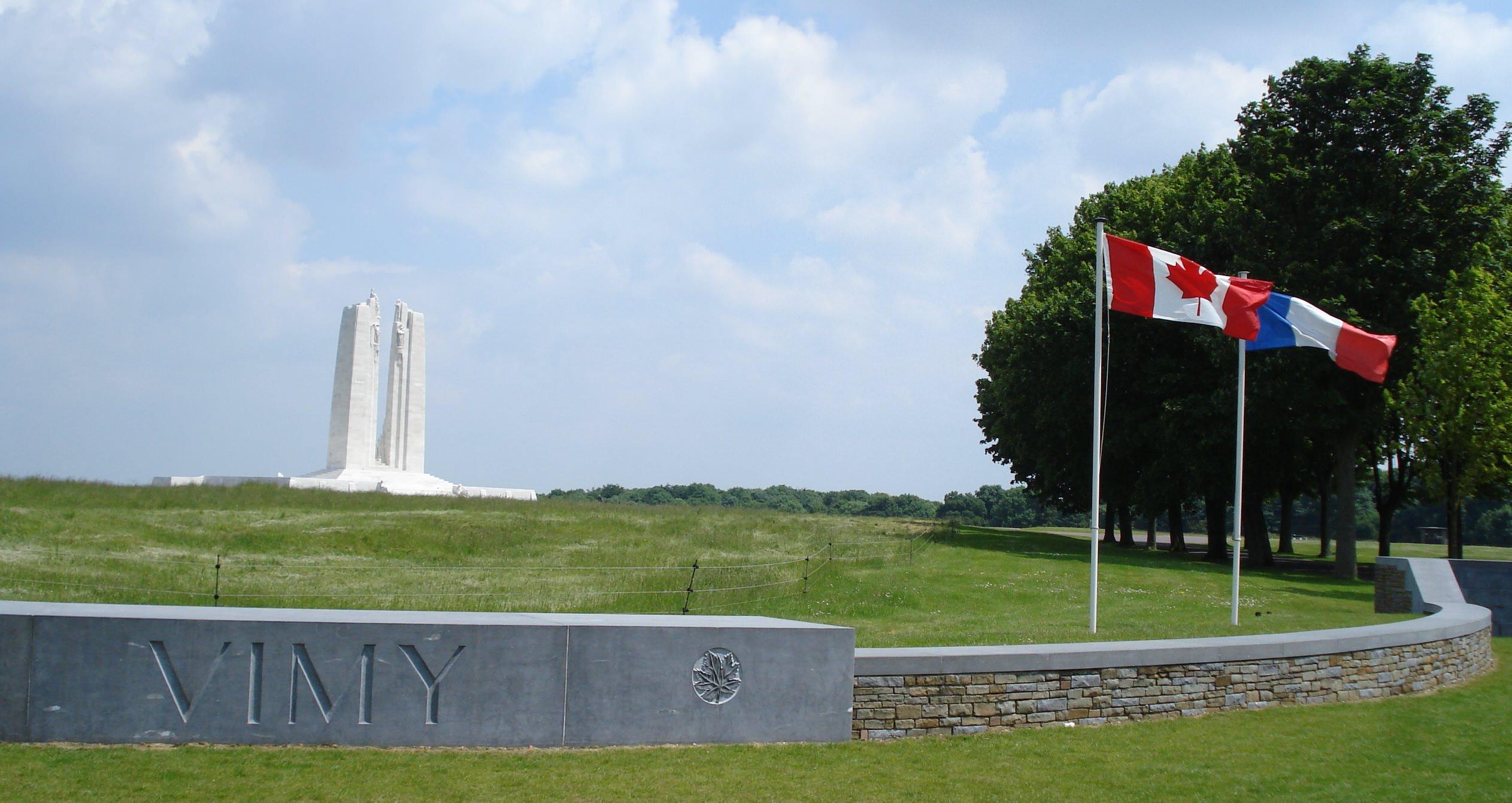 Vimy Memorial– Vimy War Memorial