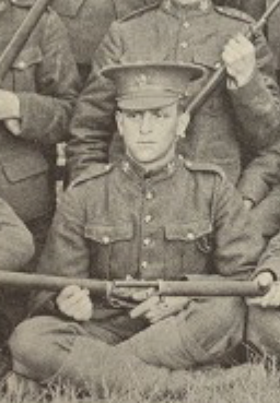 Photo of CHARLES HENDRY– In memory of the men joined the 76th Battalion CEF and died while serving in other Battalions. Submitted for the project, Operation: Picture Me