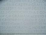 Inscription on Vimy Memorial