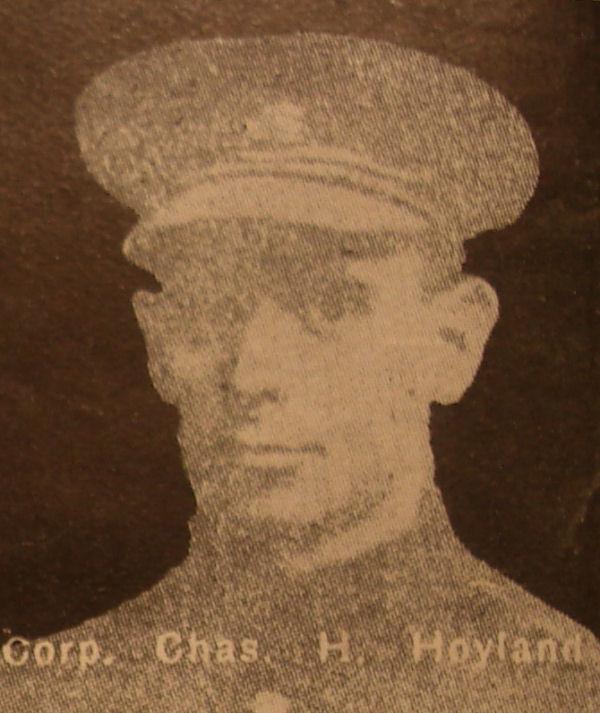 Photo of Charles Hoyland