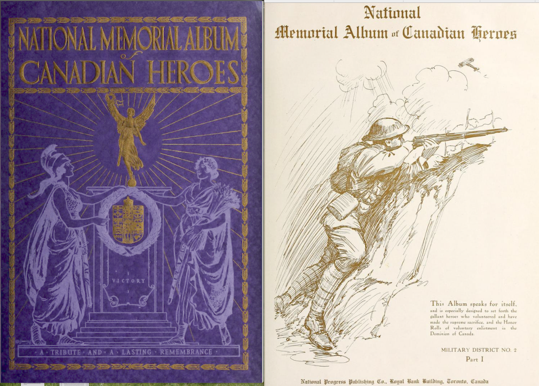 National Memorial Album