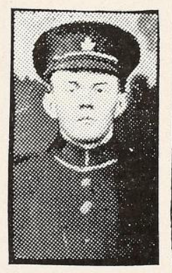 Photo of WALTER REGINALD JOHNSTON– Photo from the National Memorial Album of Canadian Heroes c.1919. Submitted for the project, Operation: Picture Me.