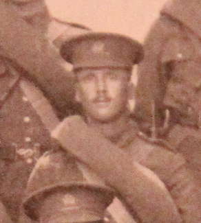 Photo of JAMES JOYNSON– Served with the 35th Battalion CEF. Submitted for the project, Operation: Picture Me