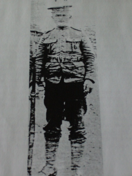 Photo de James Carr Kelly – James Carr Kelly, 21st. Battalion