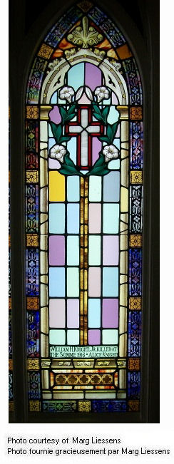 Memorial Stained Glass