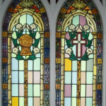 Memorial Stained Glass– St John's Anglican Church, St Thomas, Ontario