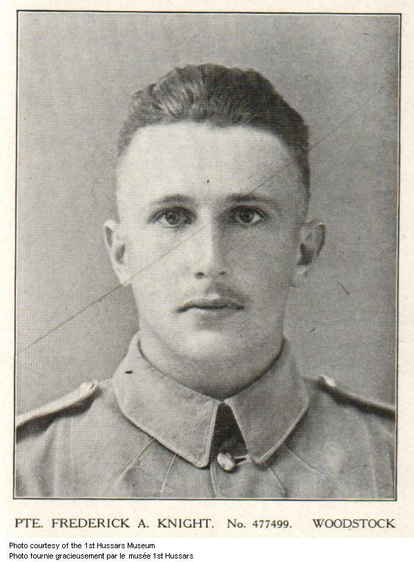 Photo of Frederick Arthur Knights