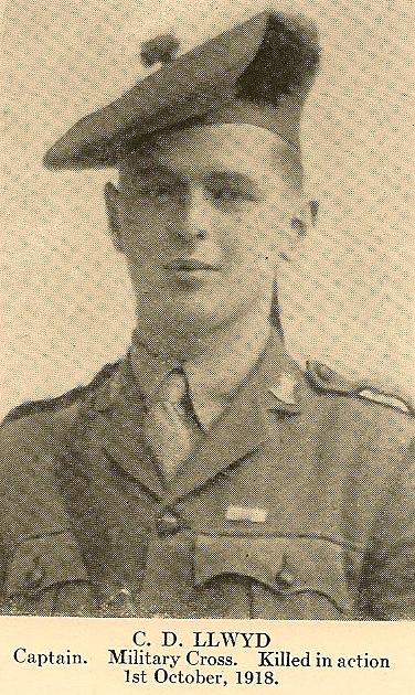 Photo of CHARLEWOOD DERWENT LLWYD