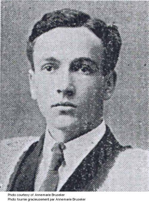 Photo of Locksley McNight