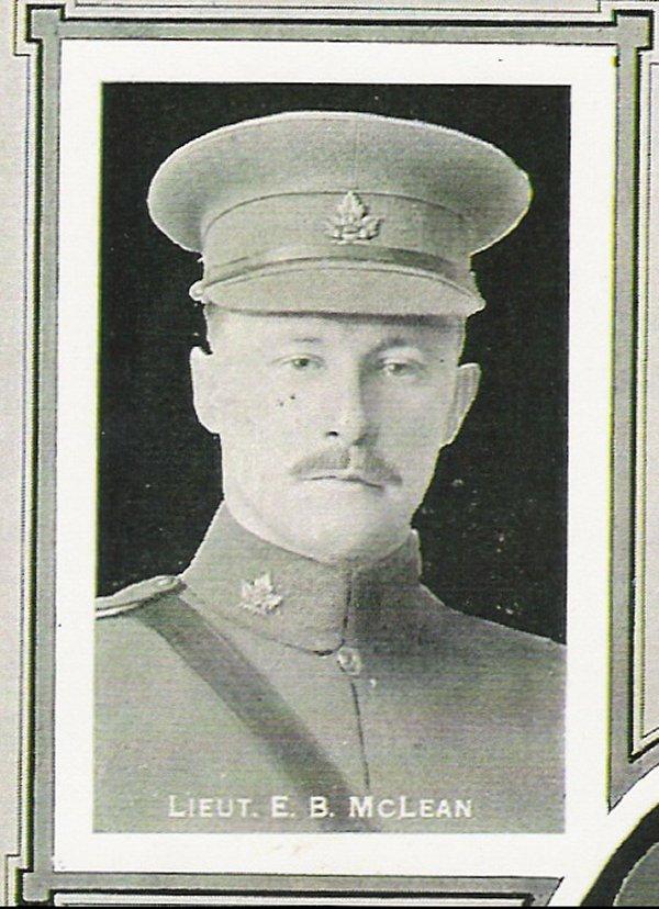 Photo of Edward McLean