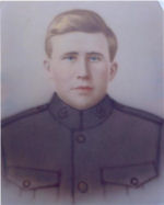 Photo of John McLean– My great-great uncle in his uniform (unknown date).