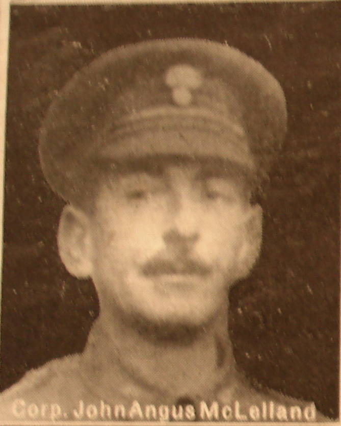 Photo of Angus John McLelland