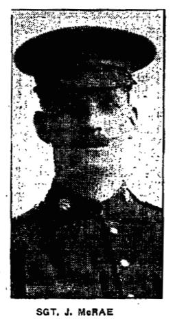 Newspaper Clipping– Manitoba Free Press, April 17, 1916