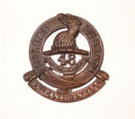 Badge– Cap Badge of 15th Bn CEF submitted by Captain Victor Goldman on behalf of 15th Bn memorial Project.  DILEAS GU BRATH