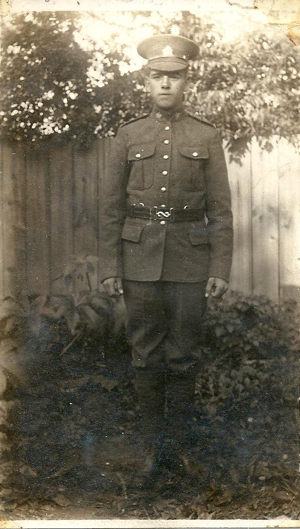 Photo of George Mount