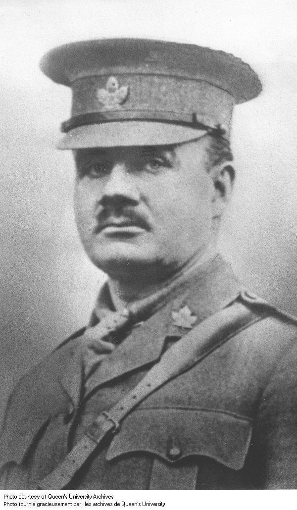 Photo of John Mowat