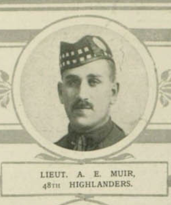 Photo of ARTHUR EDWARD MUIR– Submitted for the project, Operation: Picture Me