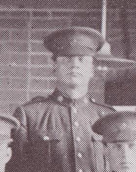 Photo of John James Mulvaney– Pte John James Mulvaney, 700479, 13th Platoon, D Company, 101st (Winnipeg Light Infantry) Battalion