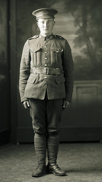Photo of JOHN HERBERT MURPHY– Submitted for the project, Operation: Picture Me