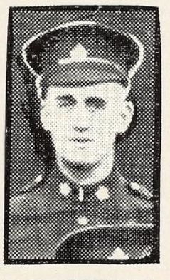 Photo of EDWARD JOSEPH MURRAY– Photo from the National Memorial Album of Canadian Heroes c.1919. Submitted for the project, Operation: Picture Me.