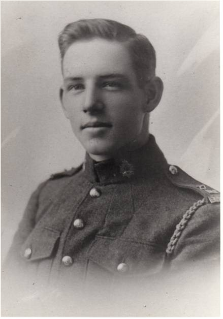Photo of Basil John Myers