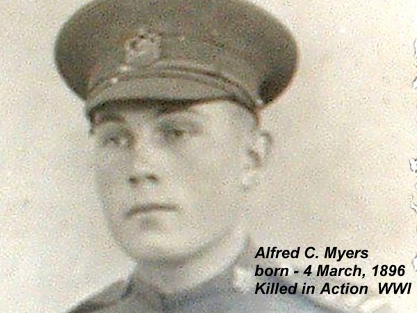 Photo of Alfred Myers