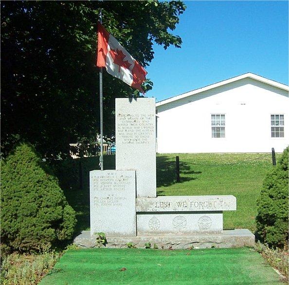 Rustico War Memorial
