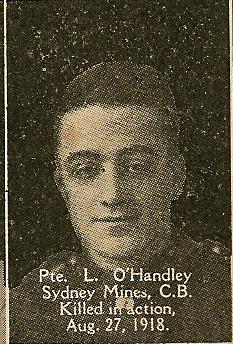Photo of Lawrence O'Handley