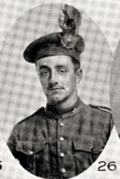Photo of LAWRENCE O'HANDLEY– In memory of the men who joined the 185th Battalion (Cape Breton Highlanders) who went to war and did not come home. Submitted for the project, Operation Picture Me