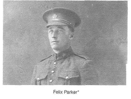 Photo of FELIX JAMES PARKER