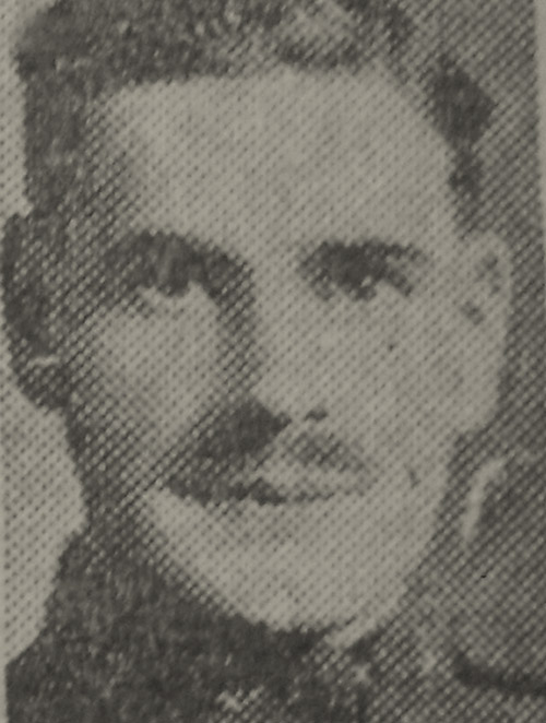 Photo of ANDREW MCFARLANE PAUL– Sgt Andrew McFarlane Paul