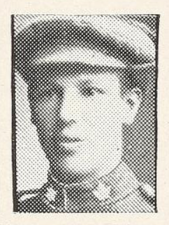 Photo of GEORGE STRUTHERS PRESTON– Photo from the National Memorial Album of Canadian Heroes c.1919. Submitted for the project, Operation: Picture Me.