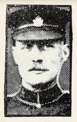 Photo of WILLIAM JAMES REYNOLDS– Photo from the National Memorial Album of Canadian Heroes c.1919. Submitted for the project, Operation: Picture Me.
