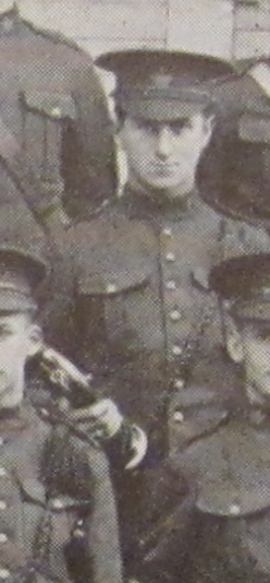 Photo of WILLIAM LIPP ROSS– Submitted in memory of the members of the 131st Battalion CEF. Submitted for the project, Operation: Picture Me