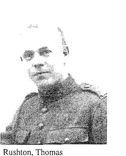 Photo of THOMAS RUSHTON