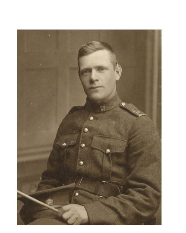 Photo of Harry Sanderson