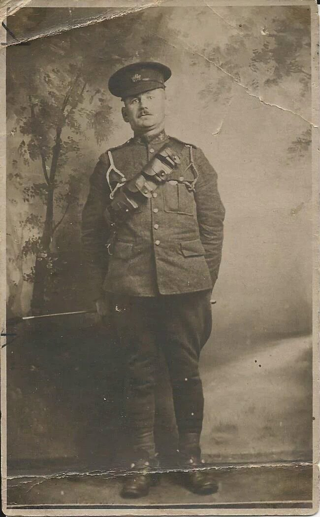 Photo of John Shipley– Private John Shipley, C.E.F., 78th Battalion, killed at the Battle of Vimy Ridge, April 9th, 1917