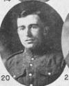 Photo of Vincent Francis Smith– In Memory of those who served in the 106th Overseas Battalion Nova Scotia Rifles.  Submitted for the project, Operation: Picture Me