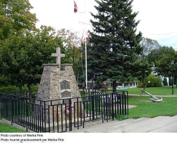 Port Dover War Memorial
