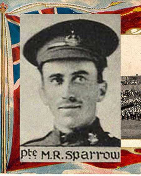 Photo of Roy Manley Sparrow