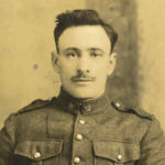 Photo of Andrew Spicer– Andrew Spicer - 25th Battalion CEF