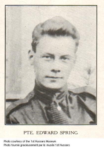Photo of Edward Spring
