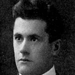 Photo of Frederick Ivanhoe Taylor– From: The Varsity Magazine Supplement published by The Students Administrative Council, University of Toronto 1916.   Submitted for the Soldiers' Tower Committee, University of Toronto, by Operation Picture Me.